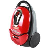 Hitachi Vaccum Cleaner, Titanium filter, CVBA22V24,  Red, 2200 W