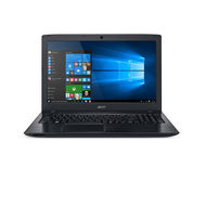 ACER E5-575G NX. GDWEM. 104 i5-7200U 4GB/500GB/2G/15.6/W10,  Black