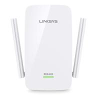 Linksys RE6400 AC1200 Dual Band Wi-Fi Range Extender,