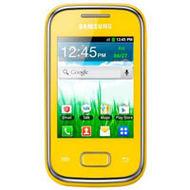 Samsung Galaxy Pocket,  Yellow