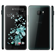 HTC U ULTRA (99HALU015-00) BRILLIANT MOBILE,  Black