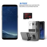 Samsung Galaxy, S8,  Midnight Black
