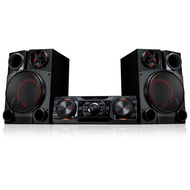 LG CM8350 Hi-Fi System 2000W (2SPK 4ch),  Black