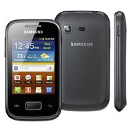 Samsung Galaxy Pocket Duos, GTS5302, 4GB,  Black
