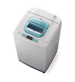 Hitachi 8 KG Washing Machine, SF80P3CGXNEM, 8 KG,  Grey
