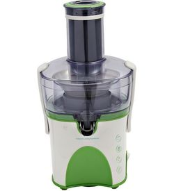 Hitachi Fruit Juicer, HJE900P, White/ Green, 900 W