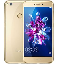 HUAWEI Honor8 Lite /5.2inch/16GB-3GB/LTE/12MP/ Android™ 7.0,  Black