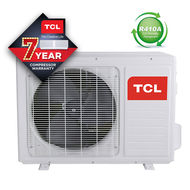 TCL 2 TON SPLIT AC JC PANEL OUTDOOR Rotary R410 GAS,  White
