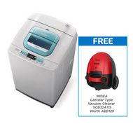 Hitachi 8 KG Washing Machine, SF80P3CGXNEM,  Grey, 8 KG