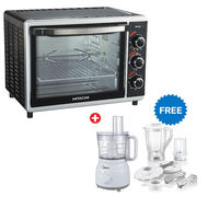 Hitachi 52Ltr Oven Toaster and Grill HTOG52, 52 Ltr
