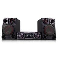 LG 2200W Mini System with DJ Effects and DJ Pro CM8360,  Black