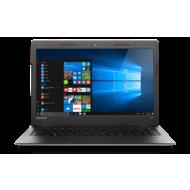 "LENOVO IP100S-VAX N3060 4GB, 32GB, 14"" Display, Windows 10,  Black"