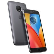 "LENOVO MOTO E4 PLUS MOBILE/ 5.5"" Display Screen/Android OS 7.0 Nougat/1.3 Ghz Quad Core/16GB+ 3GB RAM/13MP+ 5MP front camera/5000 mAh,  Grey"