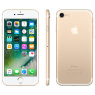 APPLE iPhone 7 Smartphone,  Gold, 128GB