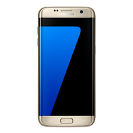 Samsung Galaxy S7 Edge Duos,  Gold, 32 GB