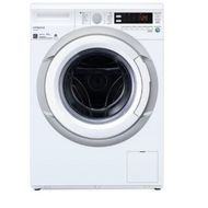 HITACHI FRONT LOADING 7.5KG Washing Machine- BDW75AAE3CGXWH,  White