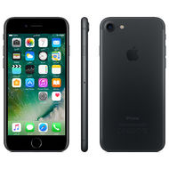 APPLE iPhone 7 Smartphone,  Black, 128GB