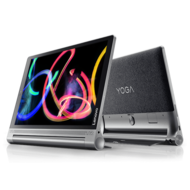 "Lenovo Yoga Tab 3 Plus 10.1"" QHD/LTE/3GB/32GB/Android6.0, YT-X703,  Puma Black"