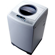 Midea 7KG Full Auto Top Loading Washing Machine with Pump Grey Color,  Grey