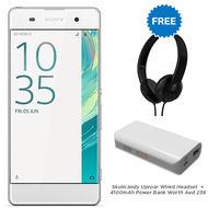 """Sony XPERIA X - 5.0"""" /3GB-32GB/ 23MP-13MP/LTE,  White"""