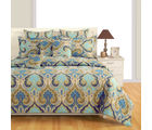 Swayam MultiDouble Bed Sheet With Pillow Covers