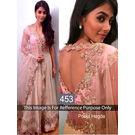 Kmozi Bollywood Pooja Designer Lehenga Choli, pink