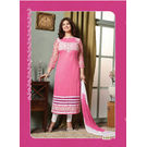 Kmozi Cotton Salwar Kameez Buy Online, pink