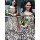 Kmozi Tamanna Chocolaty Anarkali Suit Online Shopping, chocolaty