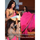 Kmozi Replica Priyanka Melody Queen Saree, pink