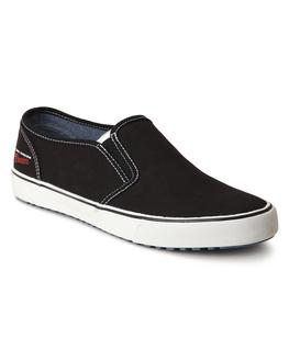 Tom Tailor Loafers, 9,  black
