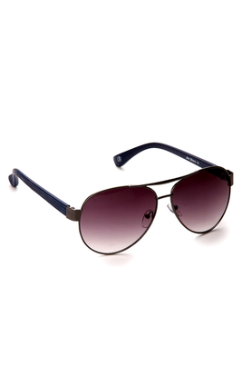 Joe Black Jb-604-C4 Purple/Blue Aviator