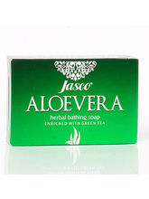 Jasco Alovera Soap With Green Tea 80g