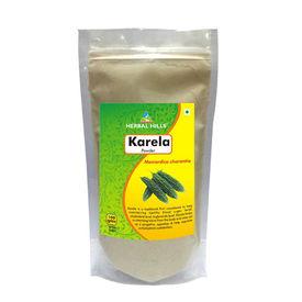 Herbal Hills Karela Powder 100Gms Pack of 3
