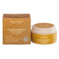 Sattvik Organics Gold Mask, 100 gms