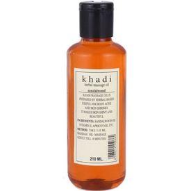 Khadi - Sandalwood Massage Oil