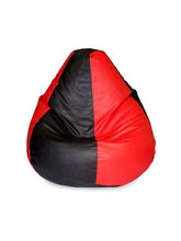 India Furnish Bean Bag Cover (IFBB15012XL), multicolor