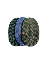India Furnish Cotton Designer Oval Footmat (IFDM15003), multicolor
