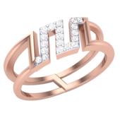 RING (LJRG069), 10, 14k, hi-vs/si