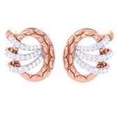 EARRING (LJER0400), 18k, ef-vvs