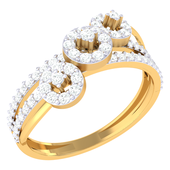 RING (LJRG363), 16, hi-vs/si, 14k
