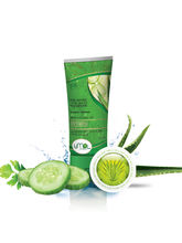 Umpl Aloe Vera & Cucumber Face Wash (Herbal and Natural)