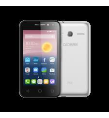 ALCATEL PIXI 4 8050D DUAL SIM 3G,  metallic silver, 8gb