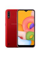 SAMSUNG GALAXY A01 16GB 4G DUAL SIM,  red