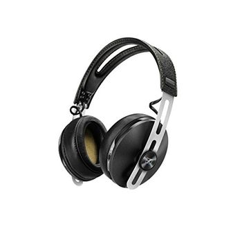 SENNHEISER BLUETOOTH ON EAR HEADPHONE MOMENTUM BLACK