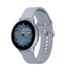 SAMSUNG GALAXY WATCH ACTIVE 2 40MM ALUMINIUM,  silver