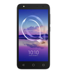 ALCATEL U5 5047U 16GB 4G DUAL SIM,  black