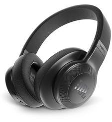 JBL E55BT Wireless over-ear headphones,  black