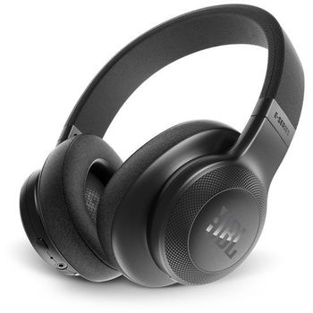 JBL E55BT WIRELESS OVER-EAR HEADPHONES,  black
