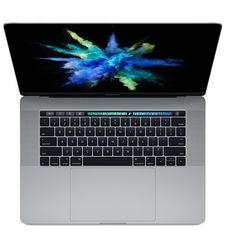 "APPLE MACBOOK PRO MPTR2 I7 2.8 QUAD CORE 16GB 256GB RADEON PRO 555 WITH 2GB 15"" - ENGLISH, SPACE GREY"