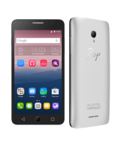ALCATEL POP STAR 5022D DUAL SIM 3G,  metallic silver, 8gb